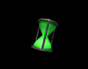 Hourglass Free 3D model