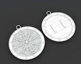 computer-equipment Amulet pendant 3D printable model