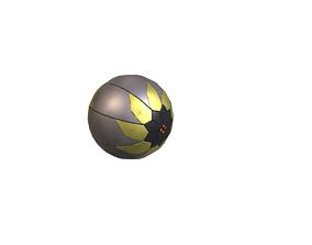 Sc fi mines 3D model