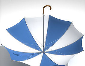 winter 3D Umbrella