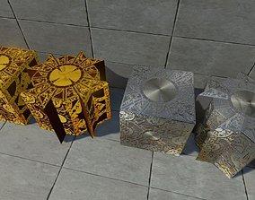 3D model HellBoxet
