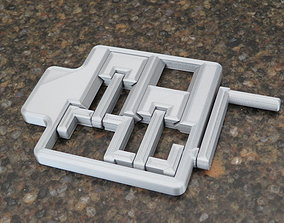 Motor Fidget Toy 3D print model