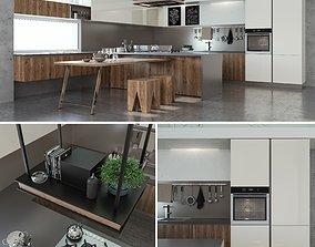 Kitchen Cucine Stosa Infinity Diagonal 3D