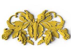 element of decor 3D print model