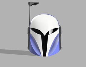 Bo Katan The Mandalorian version 3D print model
