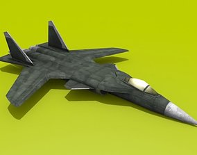 3D asset Su-47 Berkut