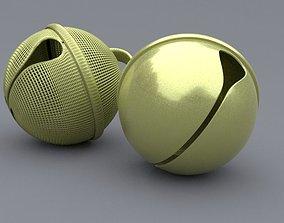 cat bell 3D model