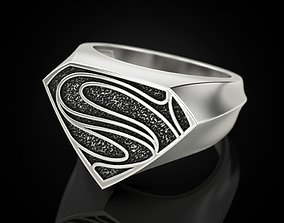 The Ring of Superman 3 3D printable model