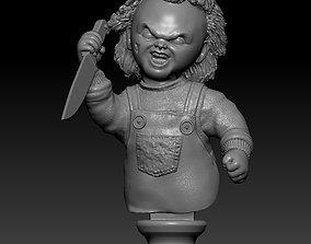 3D print model Chucky Remix 3
