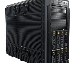 3D model small server