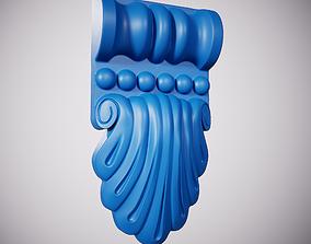 3D printable model 68 Corbels STL