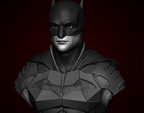 The Batman Bust 3D printable model