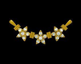 Indian Jewellery Design fancy-pendent 3D printable model