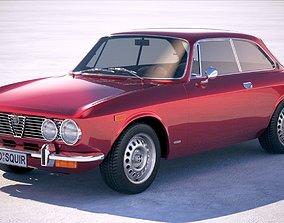 3D Alfa Romeo GTV 1974 romeo