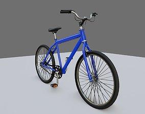 3D model Bicycle - Mountain Bike - Bicicleta