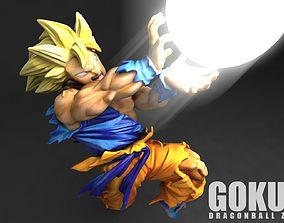 3D model Son Goku