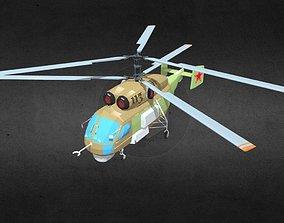 ka-27 3D asset