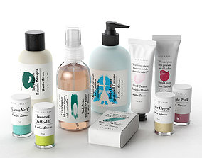 Body Care Products 08 3D