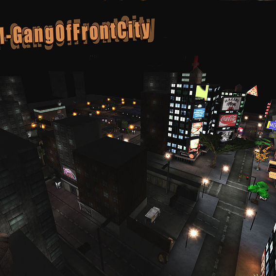 DM - Gang Of Front City