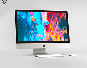 3D model VR / AR ready apple iMAC