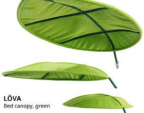 3D model Ikea Lova canopy