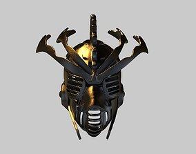 3D print model Cyber Punk Helmet