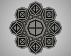 3D printable model Carving Design 7