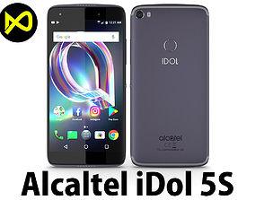 Alcatel Idol 5S 3D model