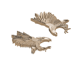 wing Eagle 3D printable model