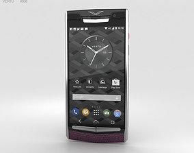 Vertu Signature Touch 2015 Grape 3D model