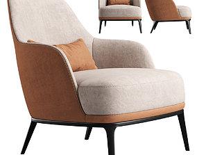 3D Poly F armchair