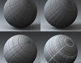 Syfy Displacement Shader E 001 3D model