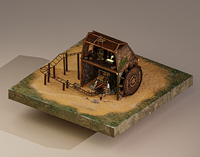 3D Gold Mine Level 15