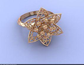 3D print model GOLD RING ZR170202