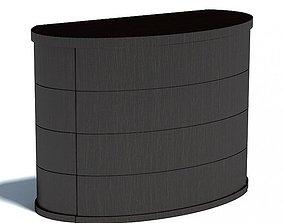 3D Bar Counter Furniture