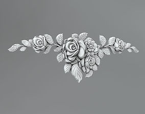 3D model Flower decor 13