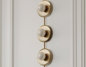 3D model Hudson Valley Julien Wall Sconce
