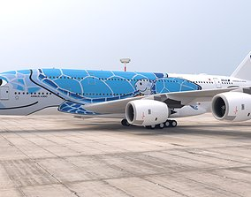 3D model ANA AIRBUS A380