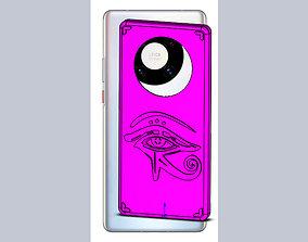 cover Huawei Mate 40 Pro phone case 3D print design