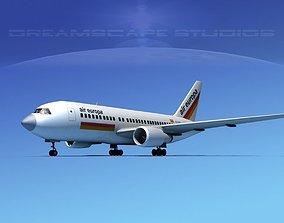 3D Boeing 767-200ER Air Europa