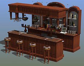 Saloon Bar 3D