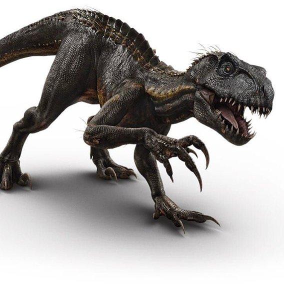 jurassic world indoraptor