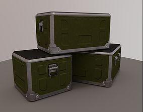 Storage Crates 3D model