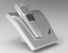 Telephone 3D print model