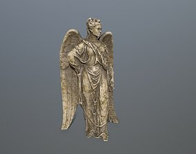 Angel Statue 5 3D model