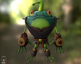 Frogs fantastik 3D