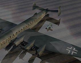 Junkers Ju-390C 3D model