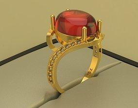 3D model Woman Jewellery Ring
