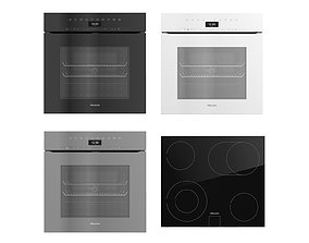 Collection of household appliances by MIELE 18 3D