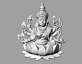 3D print model Ashta Lakshmi Eight bhagwan
